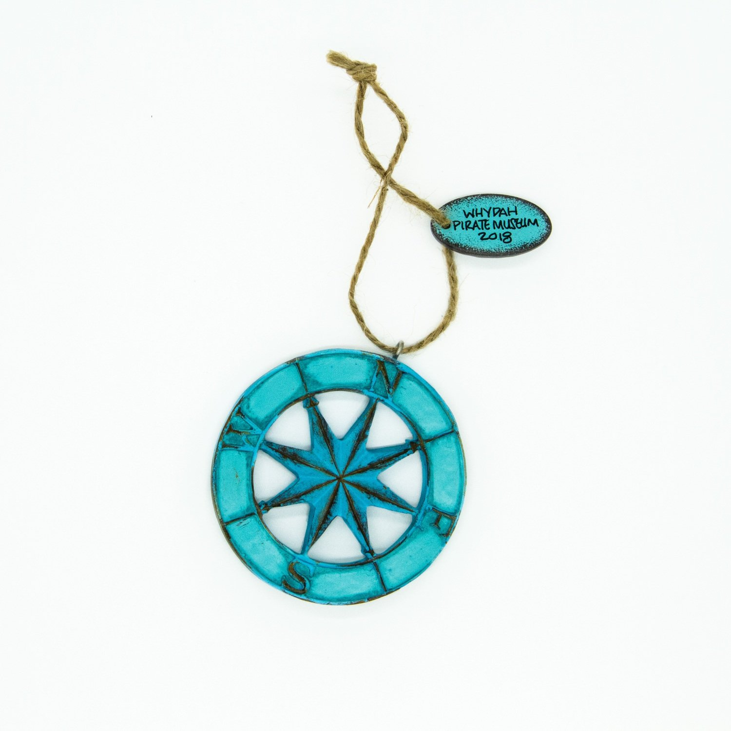Compass Rose Ornament