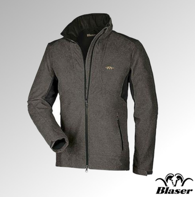 Blaser Vest Basic Fleece Vest Philipp Dark Blue 117041-112//443