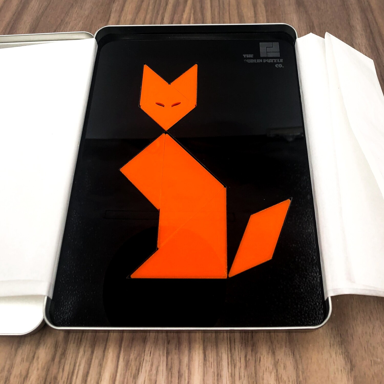 Tangram Puzzle - Fox