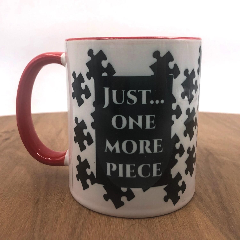 Jigsaw Mug