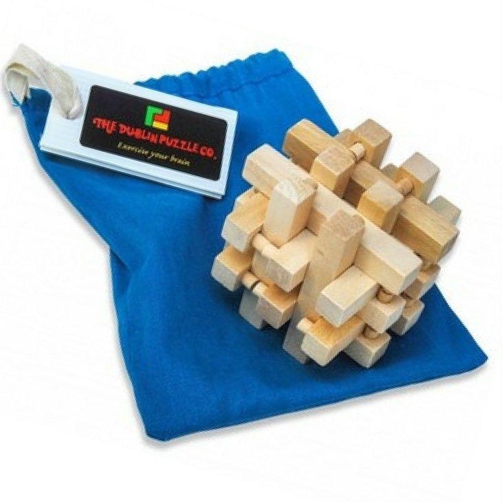 Brainbox Brainteaser Puzzle