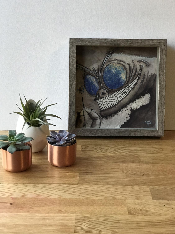 Tyson's Fine Art Monster prints