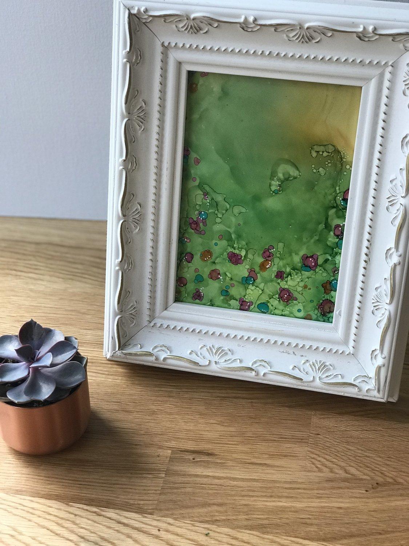Magical Garden Giclee Print