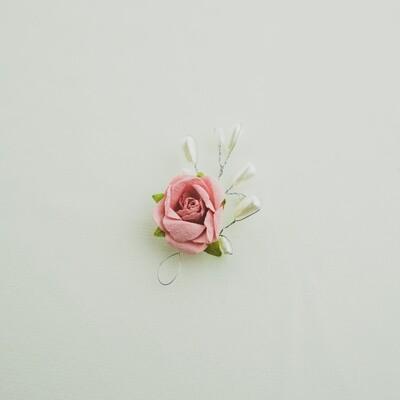 Delicate Flower Hair Piece