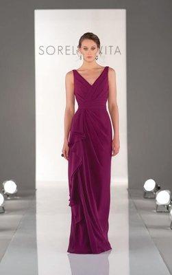 Sorella Vita Gown Size 12