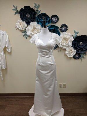 Handmade Sexy Wedding Dress Size 6
