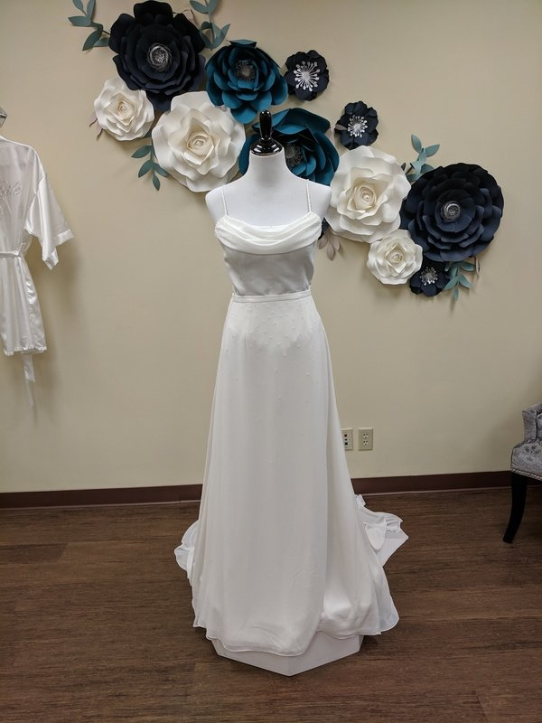 Lana Basset 3 pc Bridal Gown Set Size 6