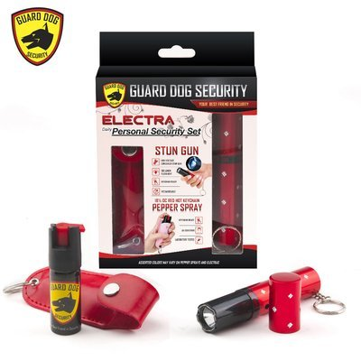 ELECTRA PERSONAL SECURITY SET - Red