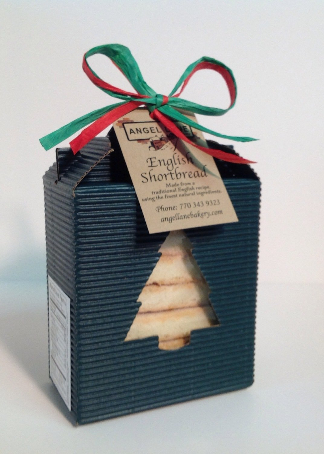 Christmas Special - Ideal for Friends, Teachers, Family - 12 Scrumptious Slices