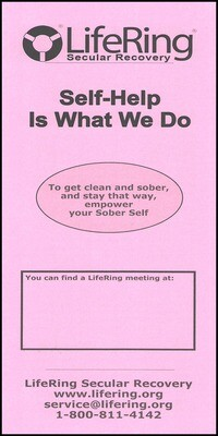 Self-Help Is What We Do