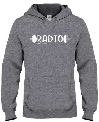 "Codie Prevost Custom ""RADIO"" album Hoodie (Available in various colours)"