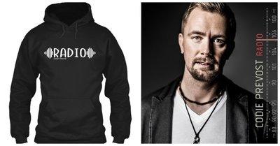 """Hoodie & """"RADIO"""" Music Bundle (3 Items)"""