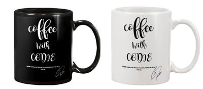 Coffee With Codie Signature Series Mug Bundle