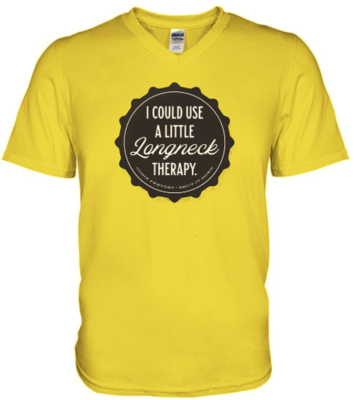 """Codie Prevost """"Shut It Down"""" V-Neck T-Shirt (Available in various colours)"""