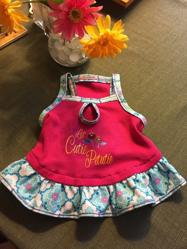 Peek-A-Boo Vest - Flirty Skirt