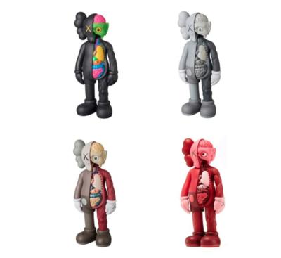Figurine KAWS Street art - SMALL
