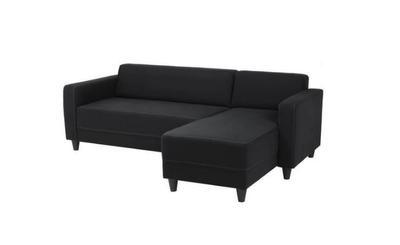 Canapé d'angle réversible 3 places