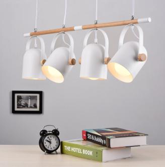 Set de lampes scandinaves suspendues modernes