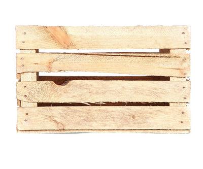 Caisse en bois retro vintage Ancienne