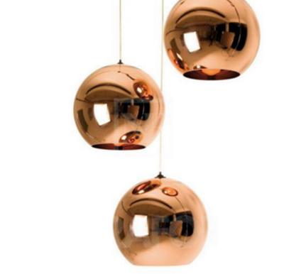 Réplique Lustre Mirror Ball Tom DIXON
