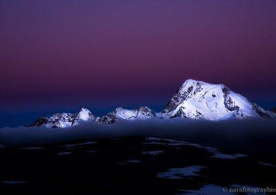 Dawn Hours,Himalayas
