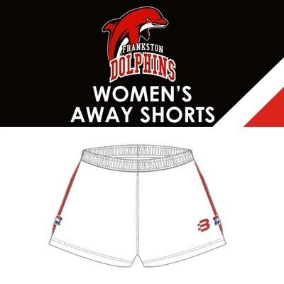 Women's Playing Shorts (Away)