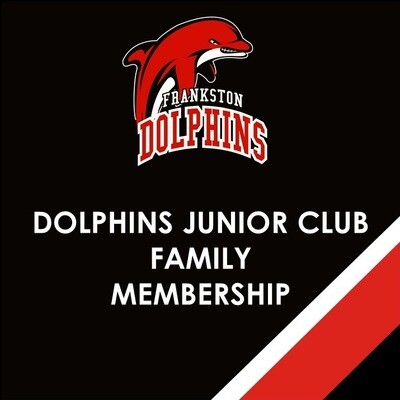 Dolphins Junior Club Family Social Club Membership