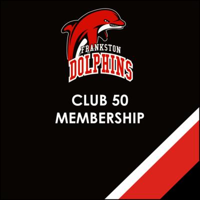 Club 50 Membership