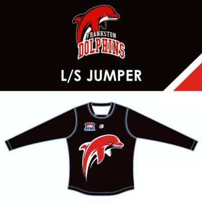 Men's Playing Jumper - Long Sleeve
