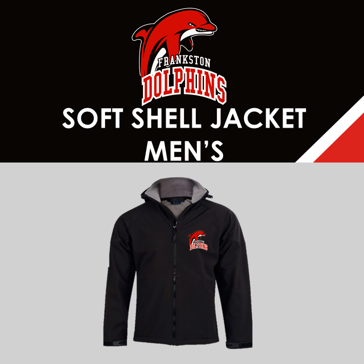 Softshell Hooded Jacket (Mens)