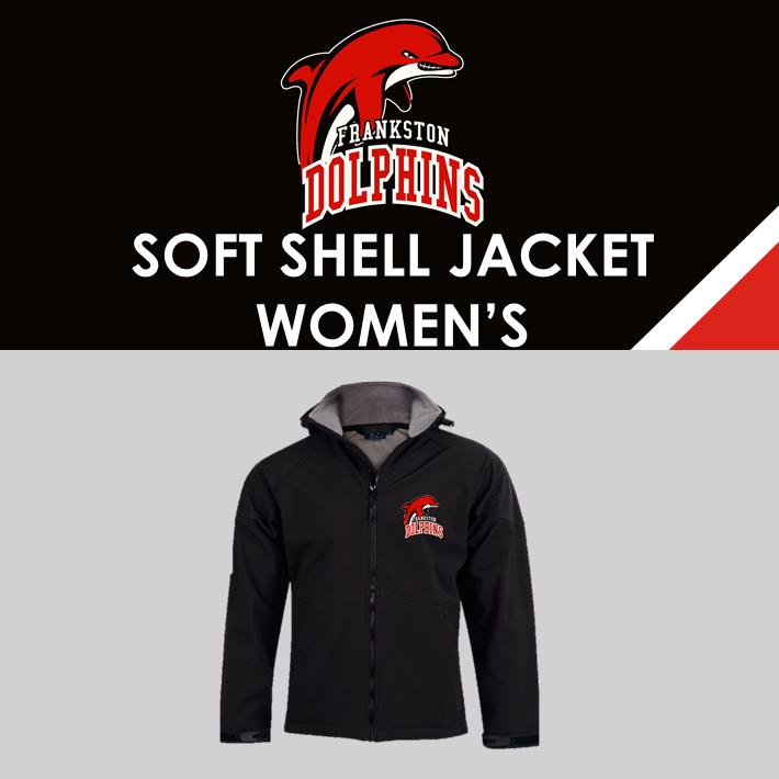 Softshell Hooded Jacket (Womens)