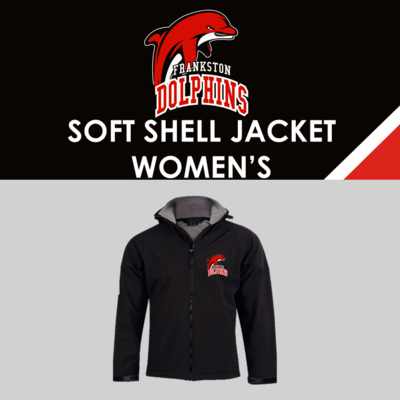 Softshell Hooded Jacket (Womens)