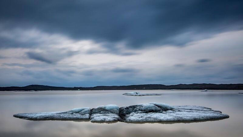 Floating iceberg 1