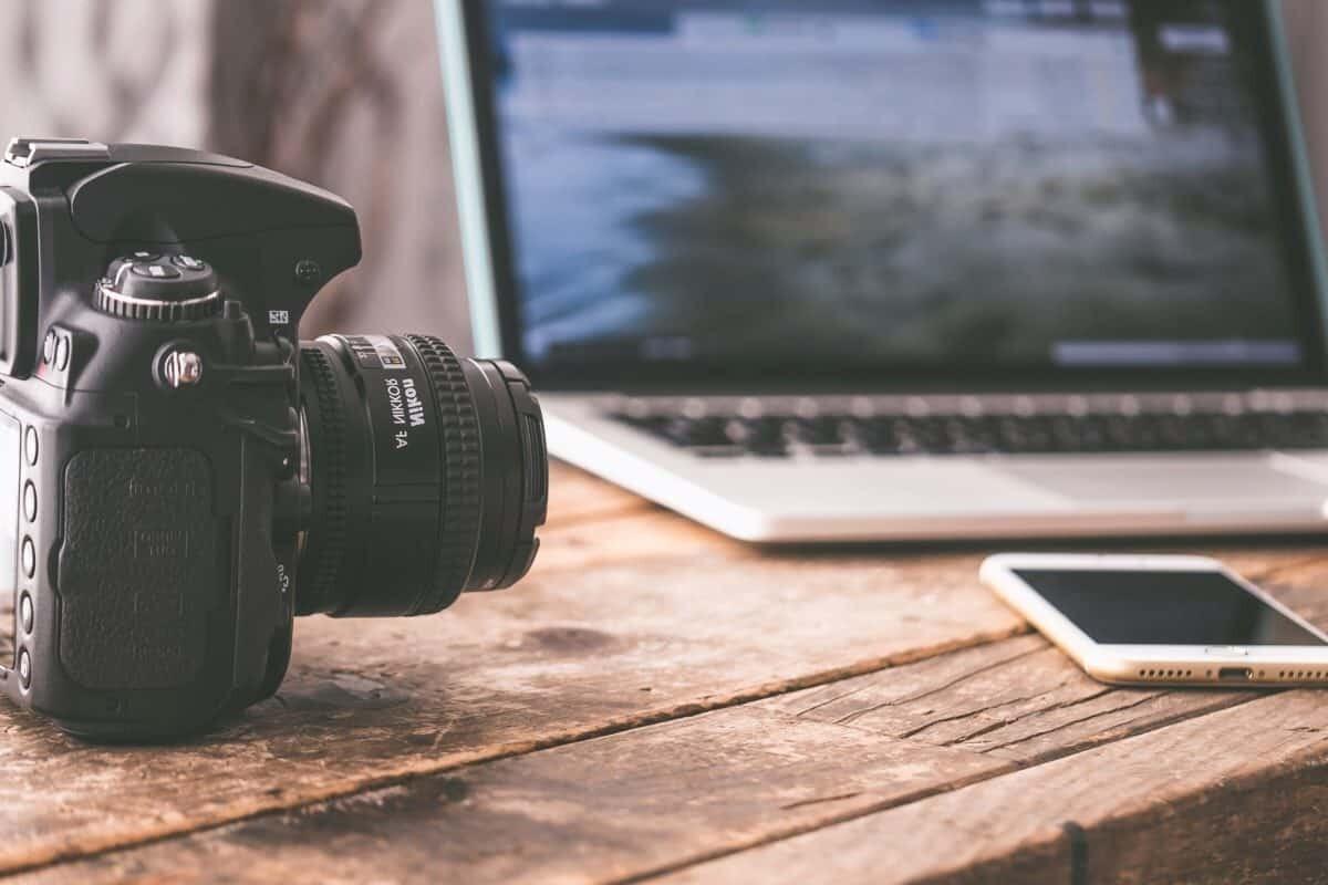 Cours photo privé en ligne