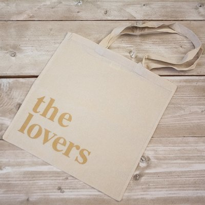 THE LOVERS BAG – gold