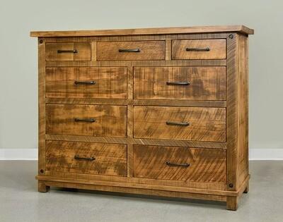 Adirondack Dresser by Ruff Sawn