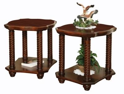 Lexington End Table by Dutch Creek