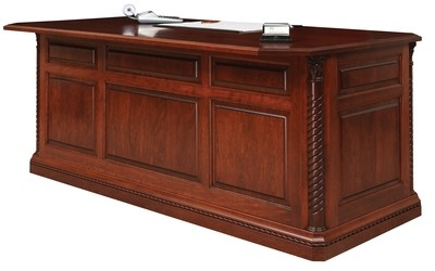 Lexington Executive Desk by Dutch Creek