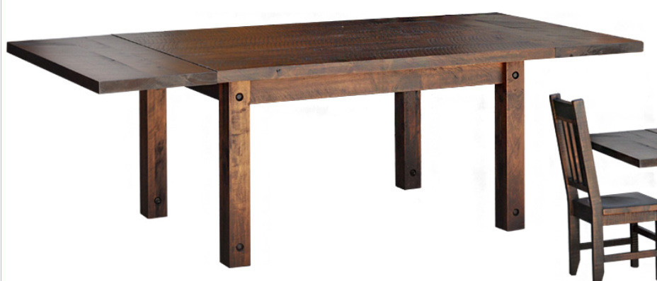 Muskoka Dining Table by Ruff Sawn