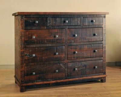 Muskoka Dresser by Ruff Sawn