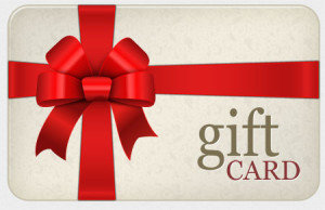 Holiday Gift Card Full Set + Touch-Up