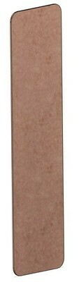 Pure copper door finger push plates with a natural anti bacterial action