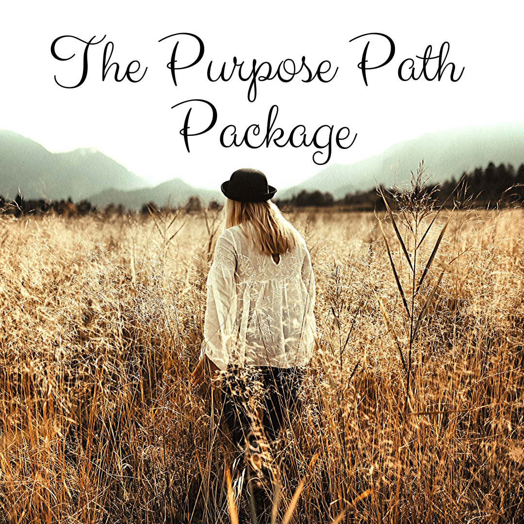 The Purpose Path Package (payment plans available on request)