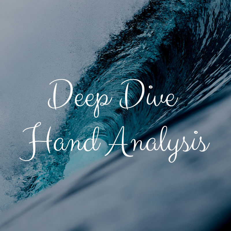 Deep Dive Hand Analysis with Akashic Records - 3 sessions