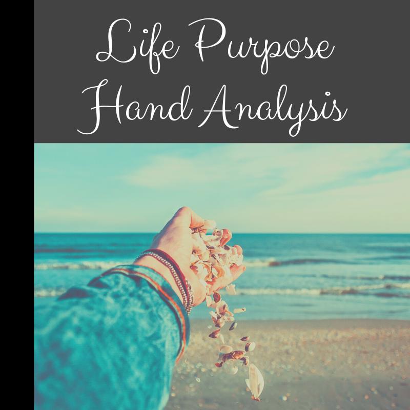 Life Purpose Hand Analysis Reading