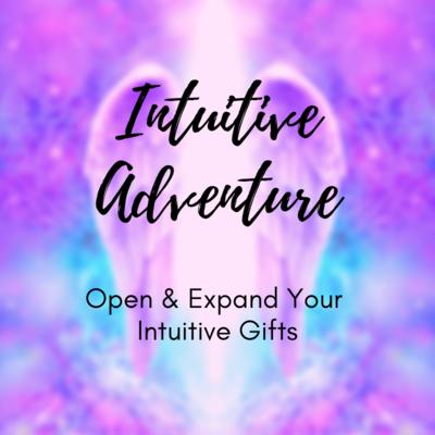 Intuitive Adventure - 4 Week Audio Course