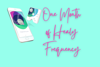 Healy Frequency One Month Plan 24 sessions