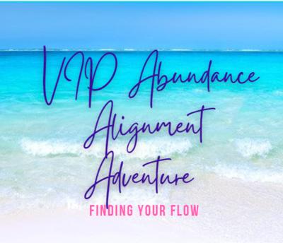 VIP Abundance Alignment Adventure Audio Course with 3 Sessions