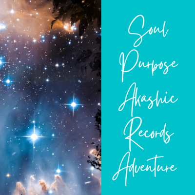 Soul Purpose Akashic Records Adventure 6 Session Package
