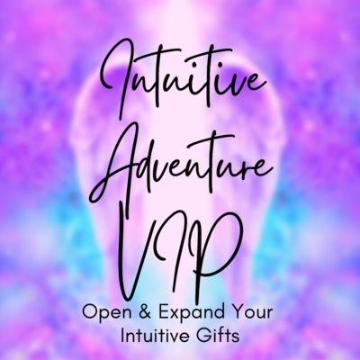 VIP Intuitive Adventure Audio Course with 3 sessions
